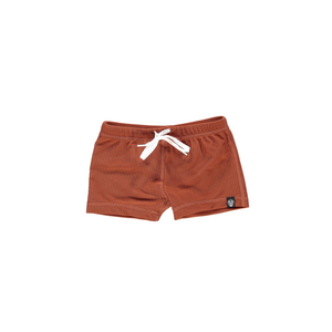 Earth Ribbed Swimshort