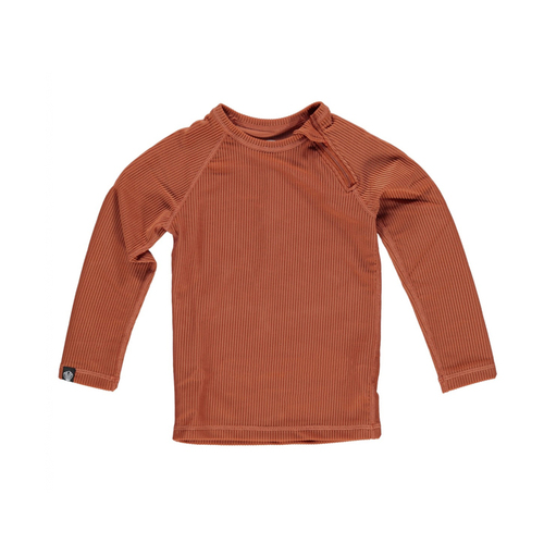 Earth Ribbed Longsleeve